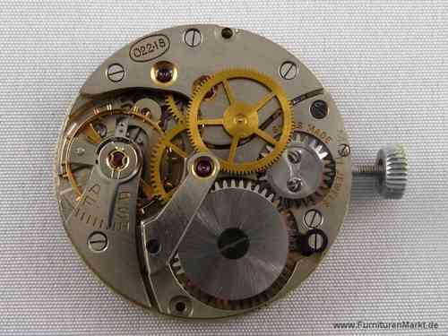 RECORD Watch Co, Cal.022-18, Uhrwerk,