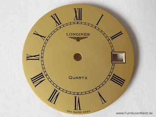 LONGINES, Zifferblatt, Quartz,