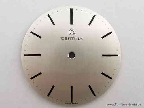 CERTINA, Zifferblatt, NOS