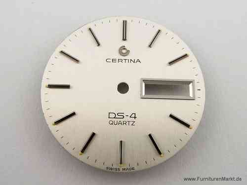 CERTINA, DS-4, Zifferblatt, NOS