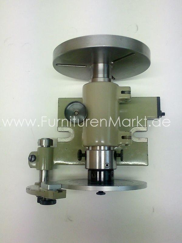 Hernri Hauser M1 Jig Borer Rotary Faceplate Furniturenmarkt