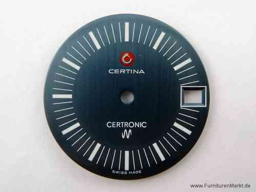 CERTINA, CERTRONIC, Zifferblatt, NOS