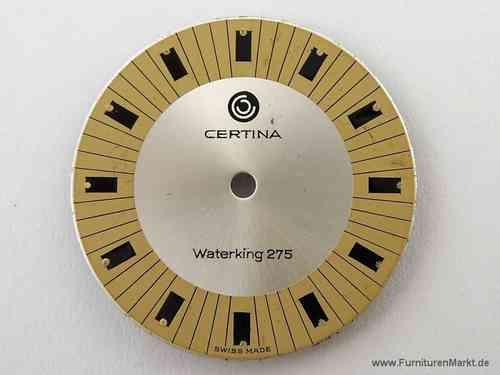 CERTINA, WATERKING 275, Zifferblatt