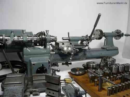 Boley, Nr.2, Uhrmacherdrehmaschine, Boley 2, watchmaker-lathe,