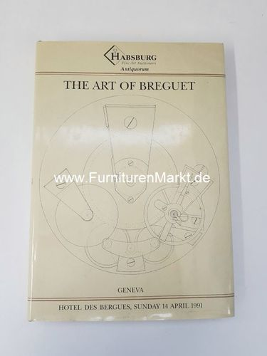 The Art of Breguet, Habsburg, Antiquorum